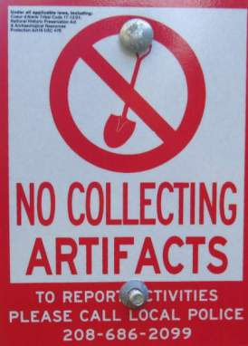 No-collecting-artifacts-sign-Trail-of-the-Coeur-d'Alenes-ID-5-12-2016