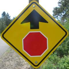 Stop-ahead-sign-Trail-of-the-Coeur-d'Alenes-ID-5-12-2016