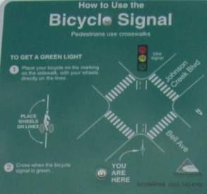 Bicycle-signal-sign-Springwater-Corridor-Portland-OR-4-25-2016