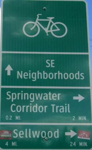 Distances-sign-Springwater-Corridor-Portland-OR-4-25-2016