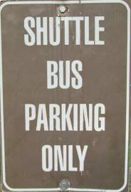 Shuttle-bus-parking-sign-Route-of-the-Hiawatha-ID-5-26-2016