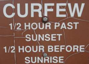 Curfew-sign-Mickelson-Trail-SD-5-28-to-6-1-2016
