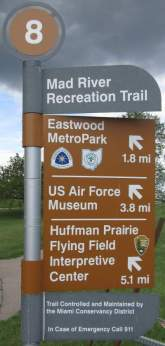 Direction-sign-Bacchetta-recumbent-Mad-River-Trail-Dayton-OH-5-6-17