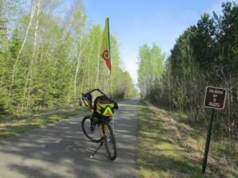 Jim-Schmid's-Bacchetta-Giro-recumbent-RP-11-Paul-Bunyan-Trail-MN-5-14-17