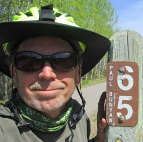 Jim-Schmid-at-MP-65-Paul-Bunyan-Trail-MN-5-13-17