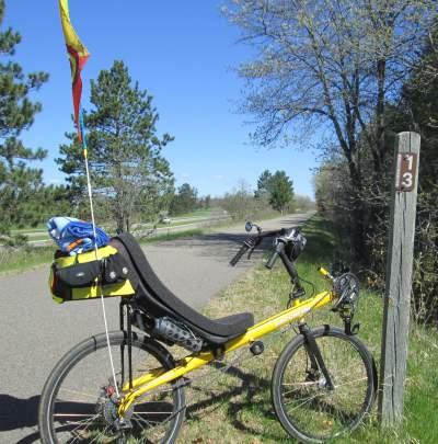 Jim-Schmid's-Bacchetta-Giro-recumbent-MP-13-Paul-Bunyan-Trail-MN-5-11-17