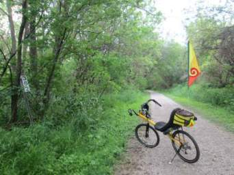 Jim-Schmid's-Bacchetta-Giro-recumbent-MP-362-Wabash-Trail-IA-5-18-17