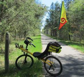 Jim-Schmid's-Bacchetta-Giro-recumbent-MP-15-Paul-Bunyan-Trail-MN-5-11-17