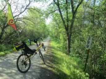 Jim-Schmid's-Bacchetta-Giro-recumbent-MP-399-Wabash-Trail-IA-5-16-17