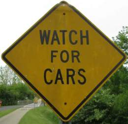 Watch-for-cars-sign-Great-Miami-River-Trail-Dayton-OH-5-3-17