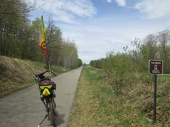 Jim-Schmid's-Bacchetta-Giro-recumbent-RP-23-Paul-Bunyan-Trail-MN-5-14-17