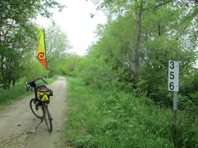 Jim-Schmid's-Bacchetta-Giro-recumbent-MP-356-Wabash-Trail-IA-5-18-17