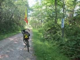 Jim-Schmid's-Bacchetta-Giro-recumbent-MP-395-Wabash-Trail-IA-5-16-17