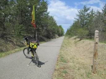 Jim-Schmid's-Bacchetta-Giro-recumbent-MP-49-Paul-Bunyan-Trail-MN-5-12-17
