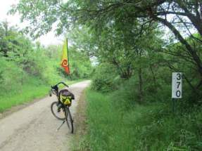 Jim-Schmid's-Bacchetta-Giro-recumbent-MP-370-Wabash-Trail-IA-5-17-17