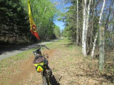 Jim-Schmid's-Bacchetta-Giro-recumbent-MP-27-Paul-Bunyan-Trail-MN-5-13-17