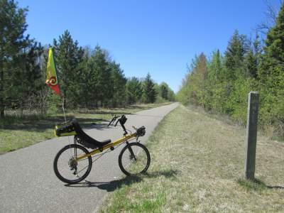 Jim-Schmid's-Bacchetta-Giro-recumbent-MP-28-Paul-Bunyan-Trail-MN-5-13-17