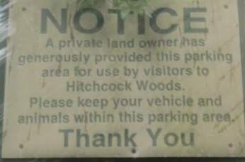 Notice-sign-Cathedral-Aisle-Trail-Aiken-SC-6-21-17