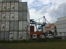 Port of Rotterdam Crane