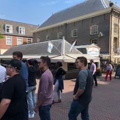 Delft Fish Market