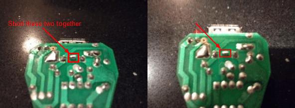 DIY Cheap Xperia X10 Car Charger (6/6)