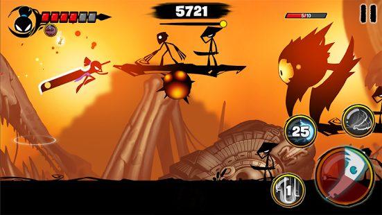Stickman Revenge 3 1.0.18 Mod APK