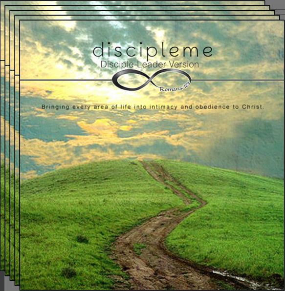 discipleme Discipleship Workbooks - Disciple Leader Version 5-PACK