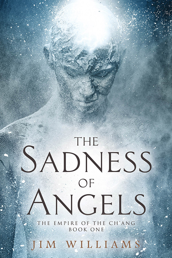 Jim Williams Books - The Sadness of Angels Cover