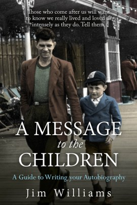 AMessageToTheChildrenCover