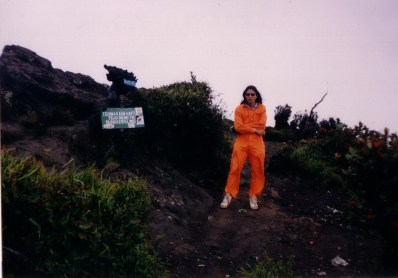 PUNCAK CEREMAI 2001