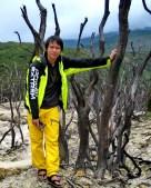 hutan mati foto dulu