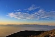 bukit barisan view