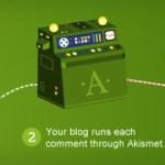 WordPressプラグイン「Akismet」を無料で設定する方法、自動的にスパムコメントを分類するプラグイン