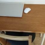 unicoの机「スクーラ デスク」のサイズがちょうどいい!デスク選びのポイントとは?