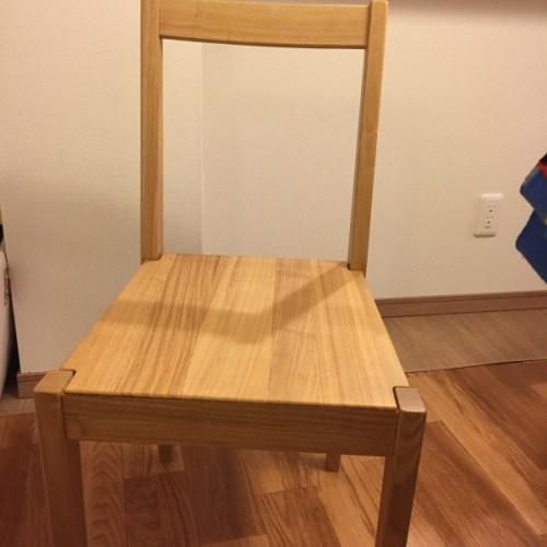 無印 椅子