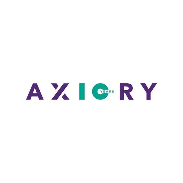 AXIORYのロゴ