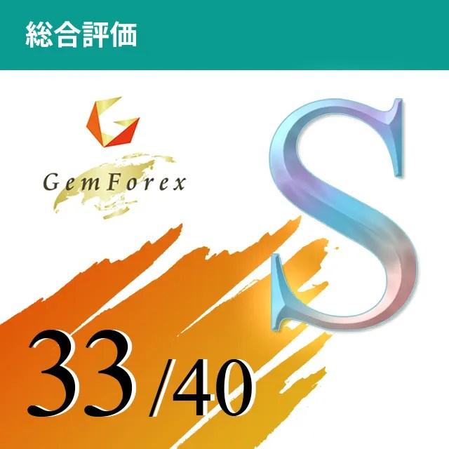 GemForex総合評価
