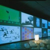 뉴미디어 디자인 - 디지틀과 예술의 하이브리드