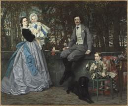 10. James Tissot_Portrait du marquis de Miramon_1865