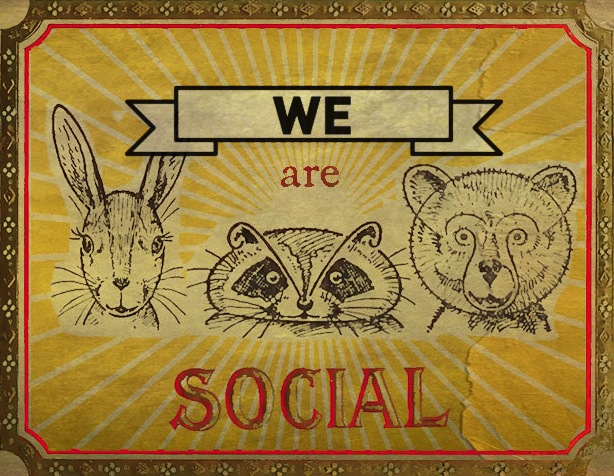 We Are Social At Penccil