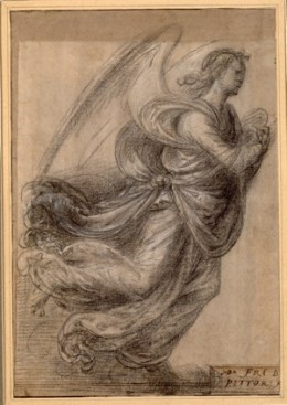 13_Fra Bartolomeo_Angel Floating to the Right_sm