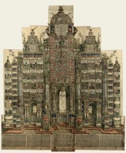 22_Duerer_Die-Ehrenpforte-Kaiser-Maximilians-I._sm