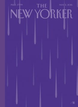 The New Yorker Cover Story Purple Rain May022016