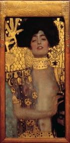 Gustav Klimt Judith I, 1901 Öl auf Leinwand 84 x 42 cm