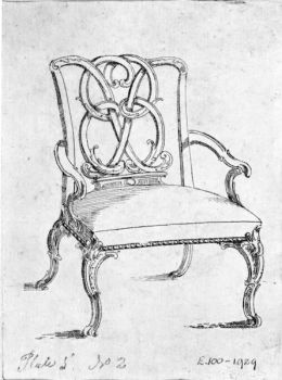 cabriole chair