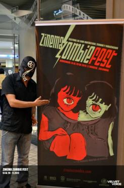 The Killer Film en la inauguración del ZZF 2012.