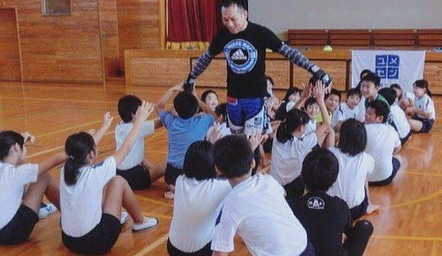 ジンファイトMMA & BJJスポンサードアスリート 中村憲輔選手@夢先生JIN FIGHT adidas MMA & BJJ sponsored athlete Kensuke Nakamura @Dream Teacher Project#中村憲輔 #ジンファイトアディダス #JINFIGHTadidas