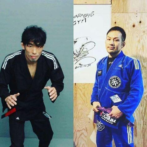 2月24日(土)・25日(日)、東京都・墨田区総合体育館で開催される第12回全日本マスター柔術選手権大会にJIN FIGHT adidas MMA & BJJのスポンサードアスリートである西林浩平選手がマスター2黒帯フェザー級中村憲輔選手がマスター2紫帯フェザー級でそれぞれトーナメントに参戦します!両選手の応援、宜しくお願い致します!#西林浩平 #中村憲輔 #柔術 #全日本マスター #スポンサード選手#ジンファイトアディダス #jinfightadidas
