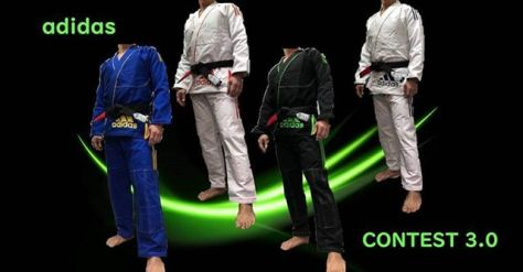 ニューモデル! Contest 3.0モデル新発売!アディダス柔術衣のハイエンドモデル Contestモデルのヴァージョン3.0 が新デザインで登場!しかも、前ヴァージョンから更に耐久性が20%アップ!アディダーはもちろんのこと全ての柔術家のための柔術着!#adidas #アディダス #柔術着 #柔術衣 #道着 #Contest3.0 #コンテスト3.0 #新発売 #ニューモデル #ニューデザイン #NewArrival