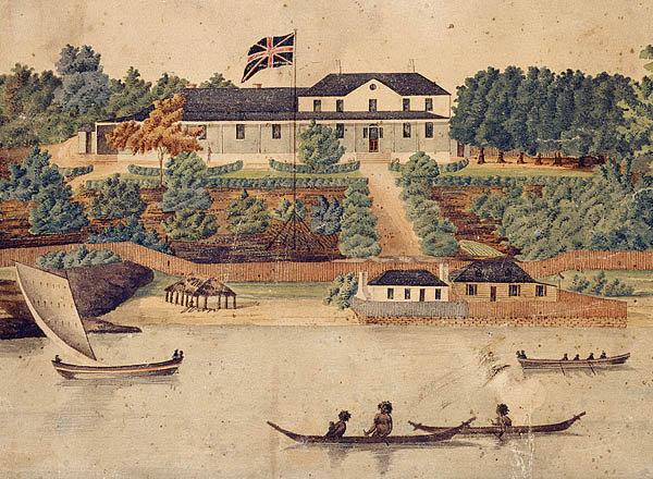 582tamjai-First Government House Sydney 1807